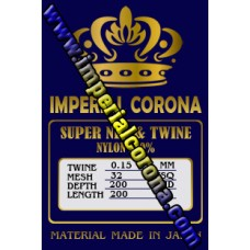 Сетеполотно Imperial Corona 32 х 0,15 х 200 х 200