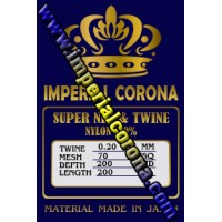 Сетеполотно Imperial Corona 70 х 0,20 х 200 х 200