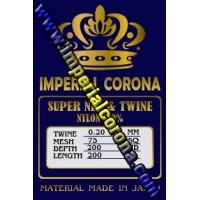 Сетеполотно Imperial Corona 75 х 0,20 х 200 х 200
